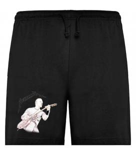 Metallica James Hetfield Bermudas