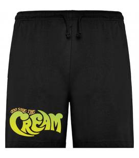 Cream God Save The Cream Bermudas