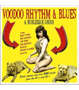 Voodoo, Rhythm & Blues-LP 180 gr