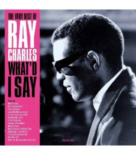 What´D I Say-LP 180 gr Vinilo Color Rosa
