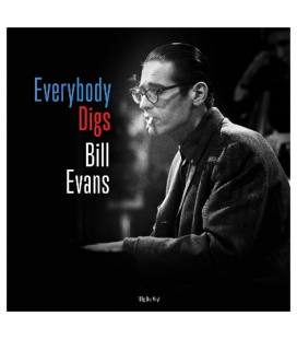Everybody Digs-LP 180 gr Vinilo Color Azul