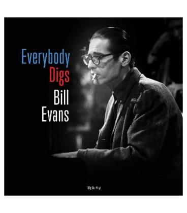 Everybody Digs-LP 180 gr Vinilo Color Azul