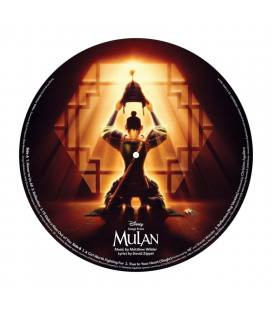 Songs From Mulan - Original Motion Picture Soundtrack (Picture Disc LP)