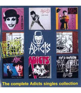 Complete Adicts Singles Collection-1 CD