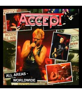 All Areas - Worldwide-2 CD