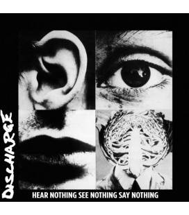 Hear Nothing See Nothing Say Nothing (Deluxe Digipak 1 CD)