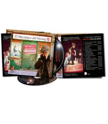 Música callejera CD