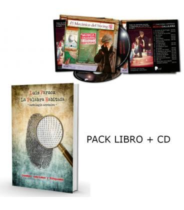 La Palabra habitada(Libro)+Música Callejera (CD)