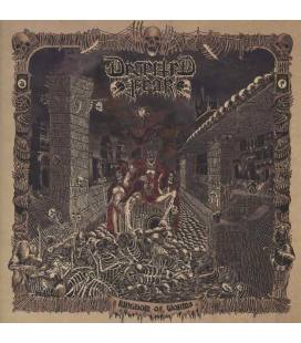 Kingdom Of Worms LP y CD
