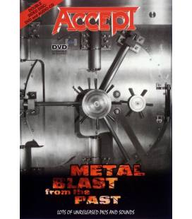 Metal Blast From The Past-1 DVD+1 CD