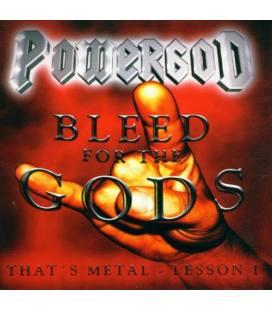 Bleed For The Gods-1 CD