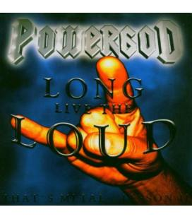 Long Live The Loud That Metal Lesson II-1 CD
