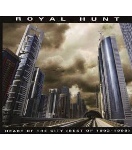 Heart Of The City-1 CD