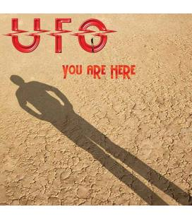 You Are Here-1 CD
