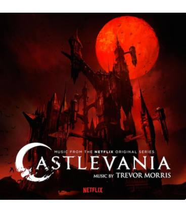 Castlevania-1 CD