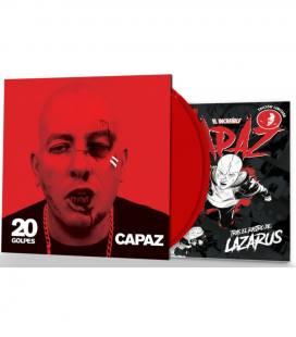 20 Golpes-2 LP ROJO