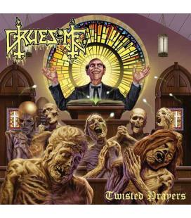 Twisted Prayers-1 CD
