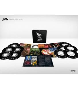 "Supersonic Years' The Seventies Singles B-Box Set 10 LP 7"""