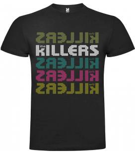 The Killers Logo Camiseta Manga Corta