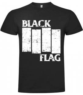 Black Flag Black Flag Camiseta Manga Corta