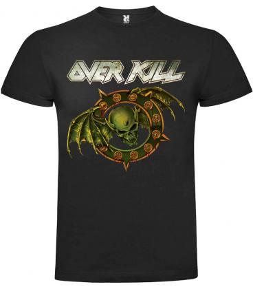 OverKill Lover Kill Chaly Camiseta Manga Corta