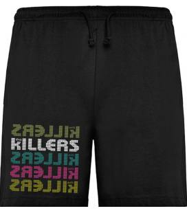 The Killers Logo Bermudas