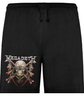 Megadeth Killing Is My Business Bermudas