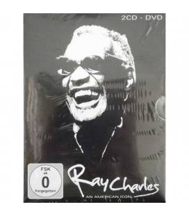 An American Icon Ray Charles-2 CD+DVD