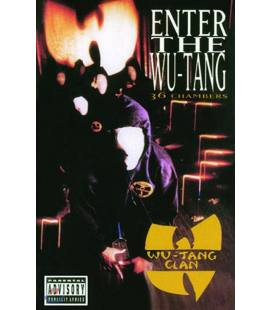 Enter The Wu-Tang Clan 36 Chambers-CASETTE