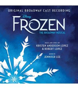 Frozen: The Broadway Musical-1 CD