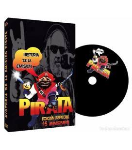 Historia De La Emision Pirata-15 Aniversario-DVD