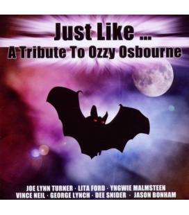 Ozzy Osbourne (Tribute) - Just Like...A Tribute To Ozzy Osbourne-1 CD