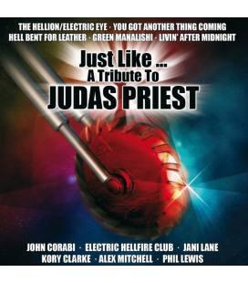 Judas Priest (Tribute) Just Like...A Tribute To Judas Priest-1 CD