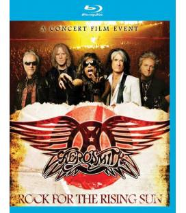 Rock For The Rising Sun-1 BLU-RAY