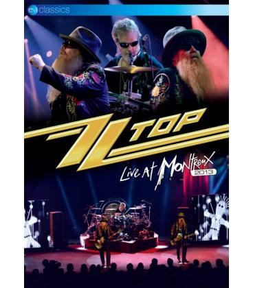 Live At Montreux 2013-1 DVD