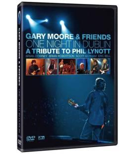 One Night In Dublin-1 DVD