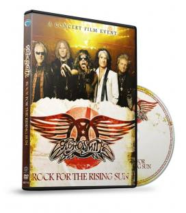 Rock For The Rising Sun-1 DVD