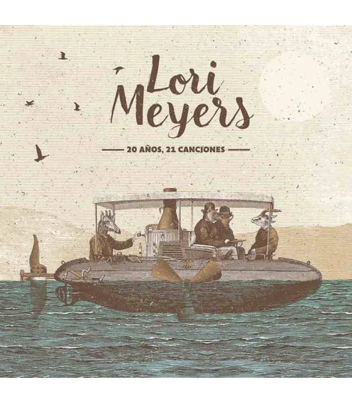 Lori Meyers. 20 años, 21 canciones