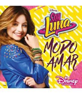 Soy Luna - Modo Amar -1 CD