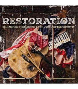 Restoration: The Songs Of Elton John And Bernie Taupin-2 LP