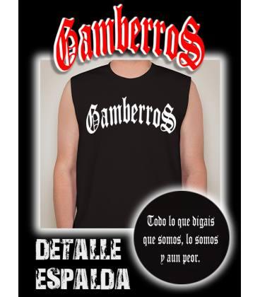 Camiseta Gamberros Clasica Tirantes Deportiva