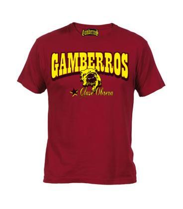 Camiseta Gamberros Bulldog