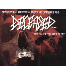 Supernatural Addiction/Behind-2 CD