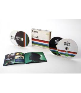L-1Ve-2 CD+2 DVD