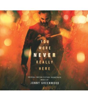 You Were Never Really Here (Original Motion Picture Soundtrack)-1 CD