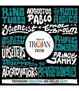 This Is Trojan Dub-2 CD
