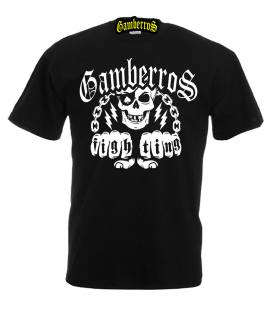 Camiseta Gamberros Fighting