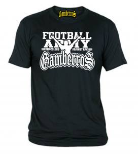 Camiseta Gamberros Football army