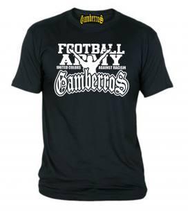 Camiseta Gamberros Football army