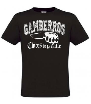 Camiseta Gamberros Chicos de la calle
